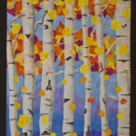 Aspens - Wall Hanging