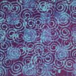 Spiral batik