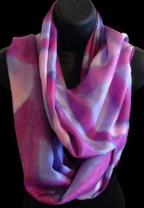 Carol's scarf