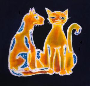 Ilka's cats