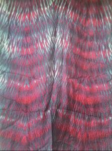 Lee Scriggins scarf