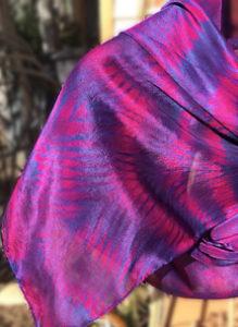 Tehya's scarf