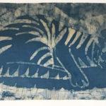 cat batik